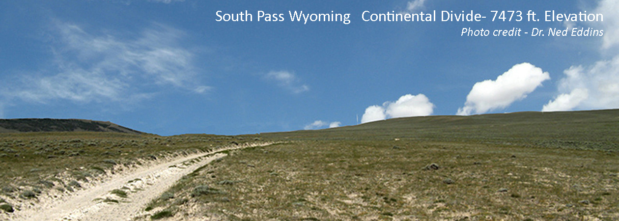 South Pass - West for header